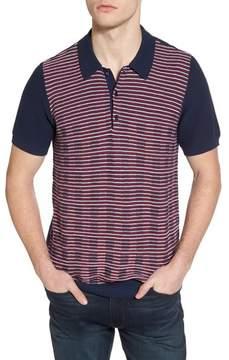 Ben Sherman Mixed Stripe Polo