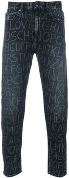 Love Moschino slim-fit jeans