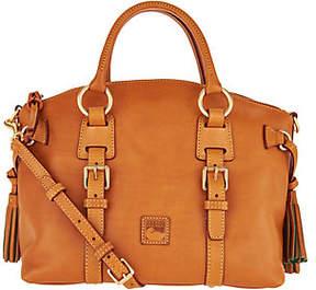 Dooney & Bourke Florentine Leather Bristol Satchel