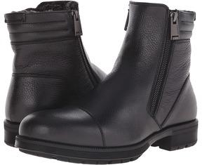 Aquatalia Hugh Men's Zip Boots