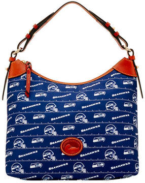 Dooney & Bourke Seattle Seahawks Nylon Hobo