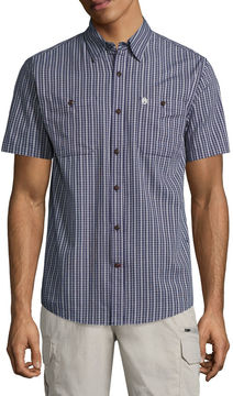 Coleman Short Sleeve Button-Front Shirt