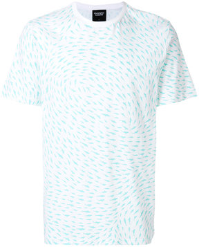 Christopher Raeburn shark print T-shirt