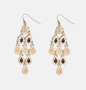 Avenue Teardrop Chandelier Earrings