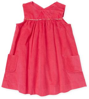 Jacadi Baby Pinafore Square Neck Dress