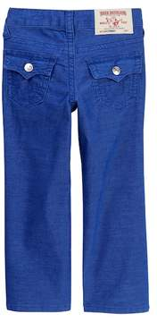 True Religion Slim Fit Cord Pant (Little Boys)