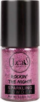 J.Cat Beauty Rockin' The Night Sparkling Powder
