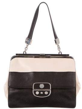 Jason Wu Structured Leather Shoulder Bag