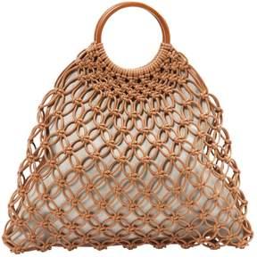 MICHAEL Michael Kors Beige Leather Handbag