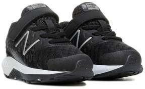 New Balance Kids' Urge Strap Medium/Wide/X-Wide Sneaker Baby/Toddler