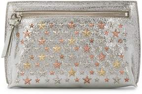 Jimmy Choo star studded clutch
