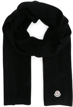 Moncler knit scarf