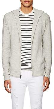 ATM Anthony Thomas Melillo Men's Stockinette-Stitched Wool-Cashmere Hoodie