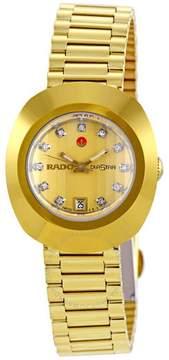 Rado Original Diastar Champagne Dial Ladies Watch