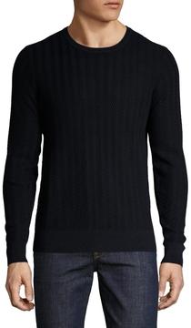 J. Lindeberg Men's Caspar Arrow Structure Sweater