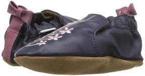 Robeez Bluebell Soft Sole Girl's Shoes