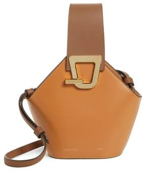 Lente Danse Mini Johnny Leather Bucket Bag