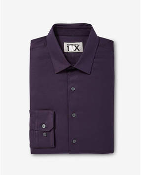 Express extra slim fit easy care 1MX shirt