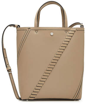 Proenza Schouler Mini Hex Leather Tote with Shoulder Strap