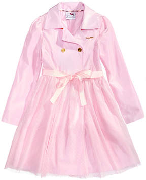 Hello Kitty Trench Coat Tutu Dress, Little Girls (4-6X)