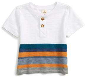 Tucker + Tate Stripe Henley Shirt (Baby Boys)