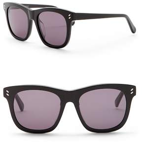 Stella McCartney Women's 52mm Square Sunglasses