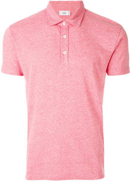 Closed button polo shirt