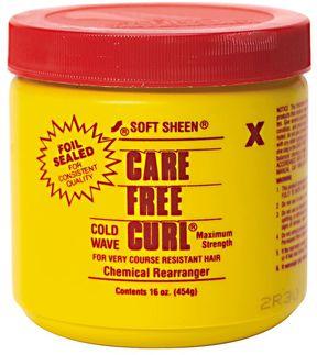Soft Sheen Carson Maximum Chemical Rearranger