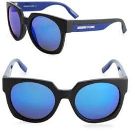 McQ 53MM Square Sunglasses