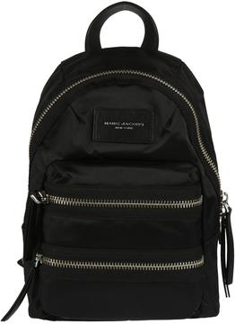Marc Jacobs Biker Backpack - NERO - STYLE