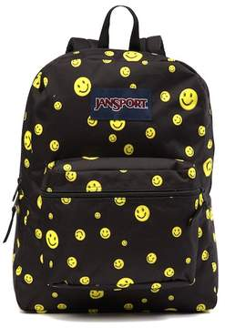 JanSport Exposed Miles Of Smiles Backpack