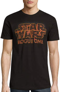 Star Wars Novelty T-Shirts Flames Graphic Tee