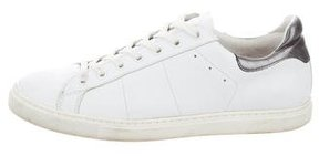 IRO Leather Low-Top Sneakers