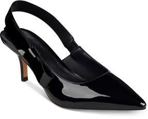 Marc Fisher Judge Slingback Bow Pumps Women's Shoes