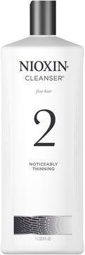 Nioxin System 2 Cleanser Shampoo - 33.8 oz.