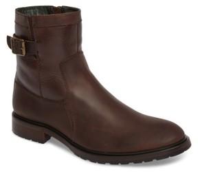 Johnston & Murphy Men's J&m 1850 Myles Zip Boot
