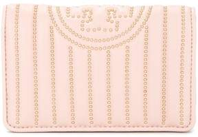 Tory Burch Fleming studded wallet