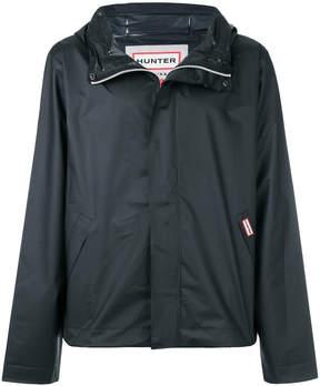 Hunter waterproof zip-up jacket