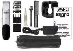 Wahl Rechargeable Soft Touch Beard & Facial Trimmer - 9916-817