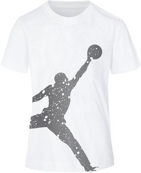 Jordan Jumbo Jumpman Graphic-Print Cotton T-Shirt, Big Boys (8-20)