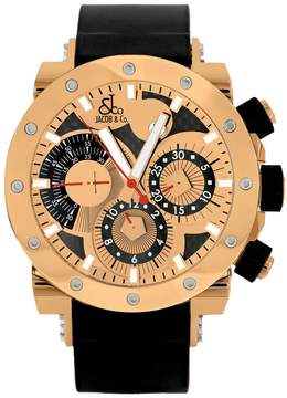 Jacob & co Epic II Limited Edition Automatic Chronograph Watch E3RG