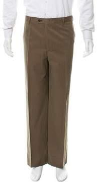 Luciano Barbera Herringbone Relaxed-Fit Pants