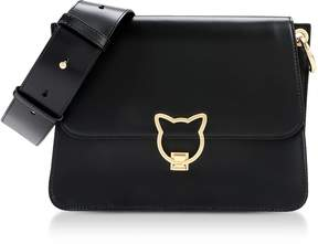 Karl Lagerfeld Black K/Kat Lock Shoulder Bag