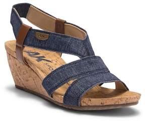 Anne Klein Cabrini Wedge Sandal