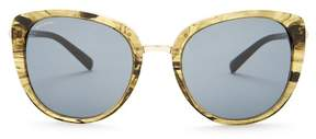 Bvlgari Cat Eye Sunglasses