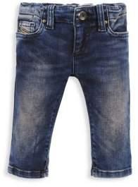 Diesel Baby Boy's Buttoned Denim Jeans