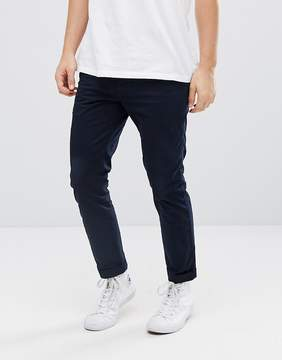 Dr. Denim Diggler Slim Tapered Chino With Turn Up