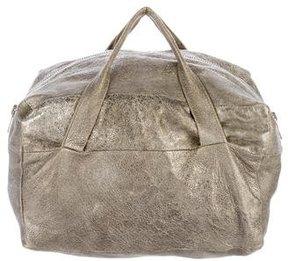 Ann Demeulemeester Suede Shoulder Bag