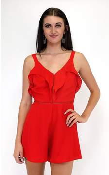 Ark & Co Red and Ready Romper