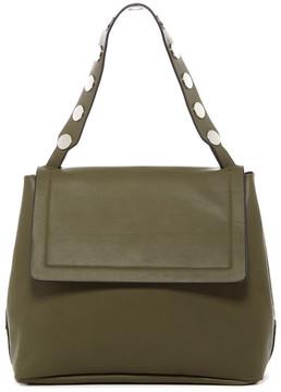 French Connection Celia Large Flap Shoulder Bag